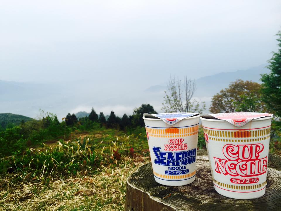 2016.5.2 mon. Hungry? 山ごはん BY UNKAI-MASTER