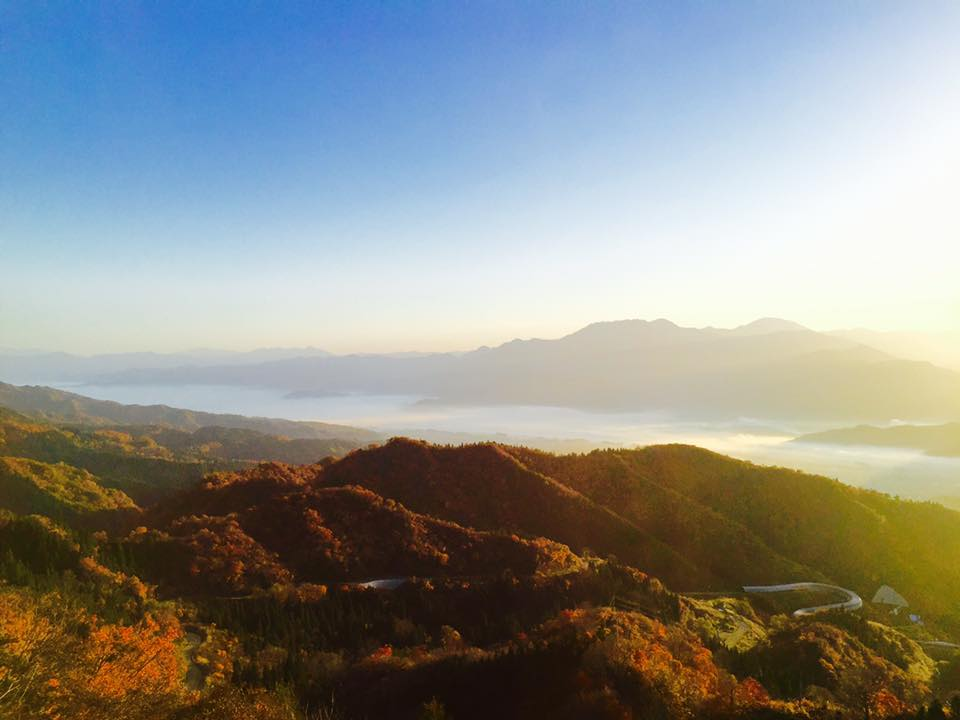 2016.11.13 sun. 新潟のいろは坂 BY UNKAI-MASTER