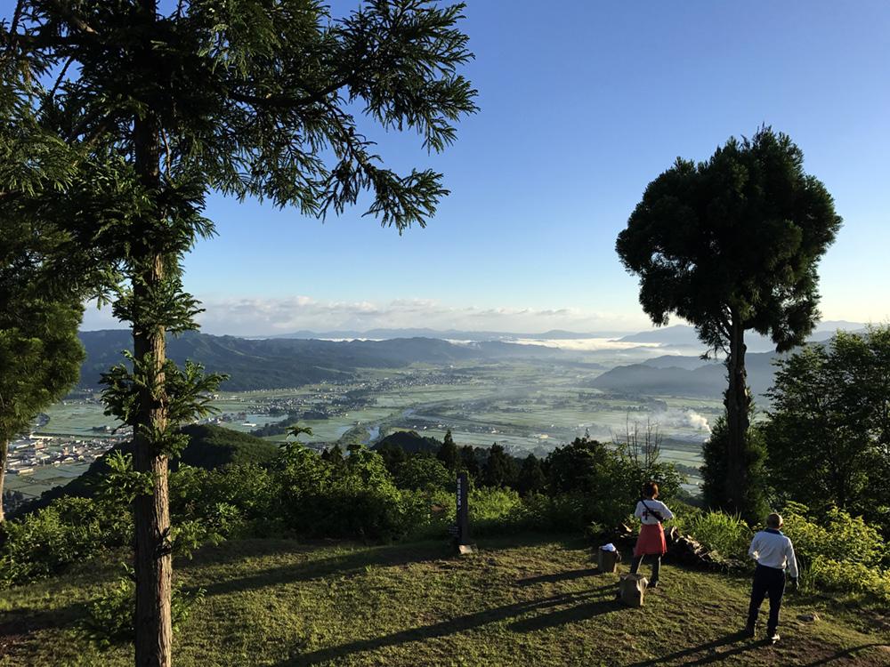 2017.6.11 sun. 舞子・魚沼市の雲海を坂戸山から眺める BY AKANE-DESIGN