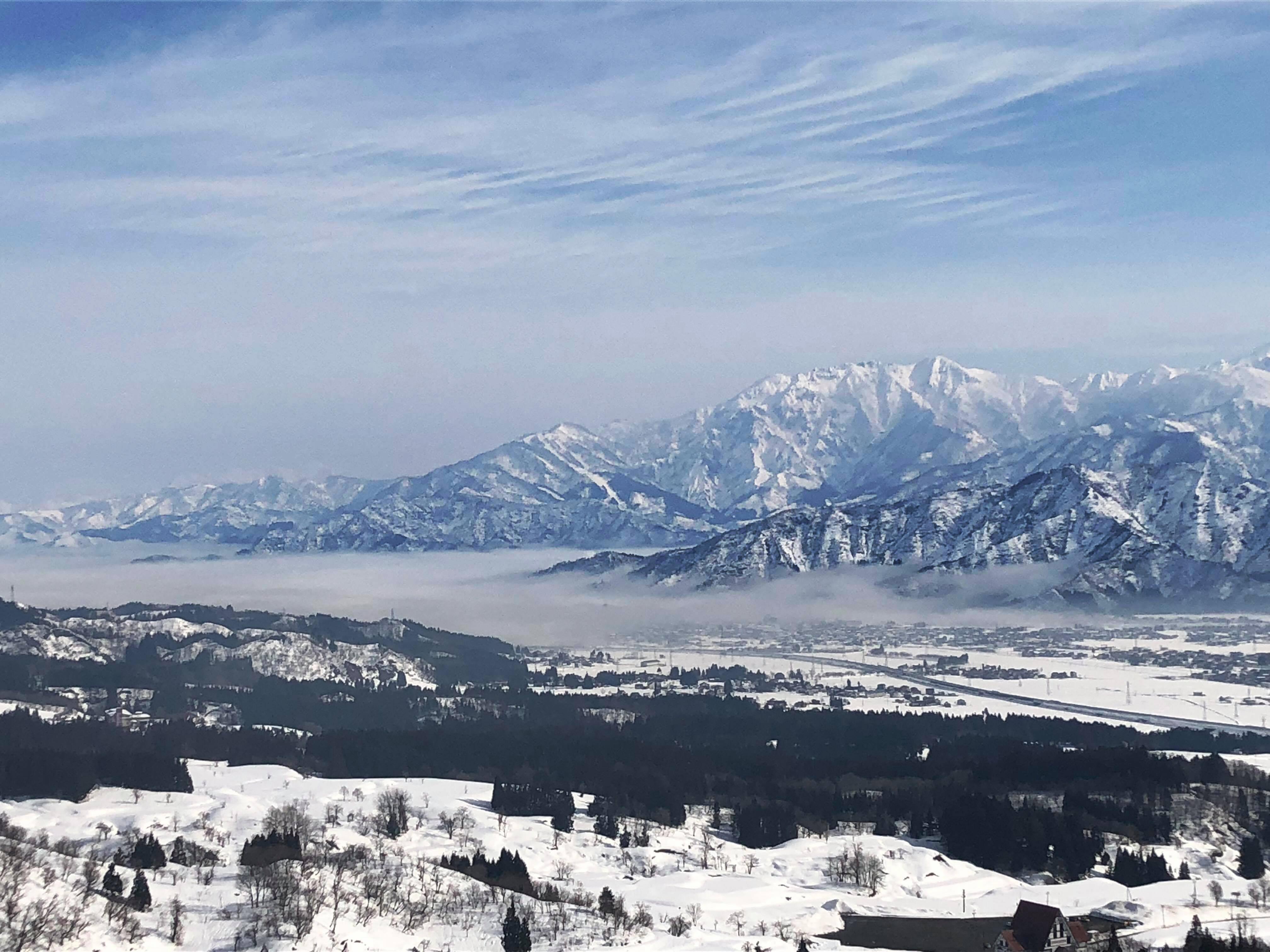 2018.1.16 tue. スキーしながら雲海鑑賞ぉ~ BY HUNTER-KYUN