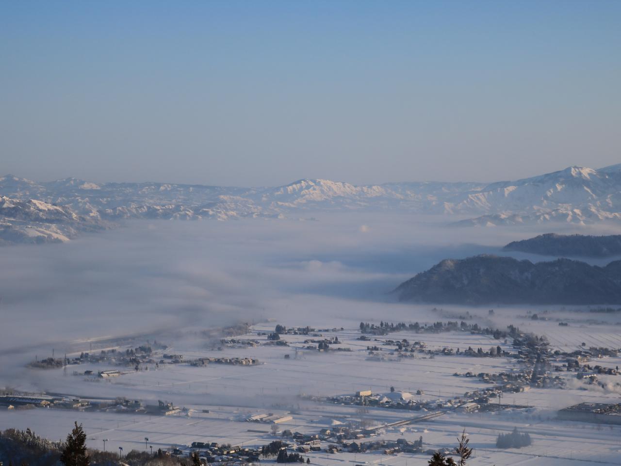 2018.3.3 sat. 冬の坂戸山・早起きのすゝめ BY HUNTER-SHISHIMAI